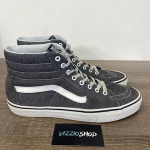 Vans - Old Skool Hi Top - Men 10.5 - T4H7N